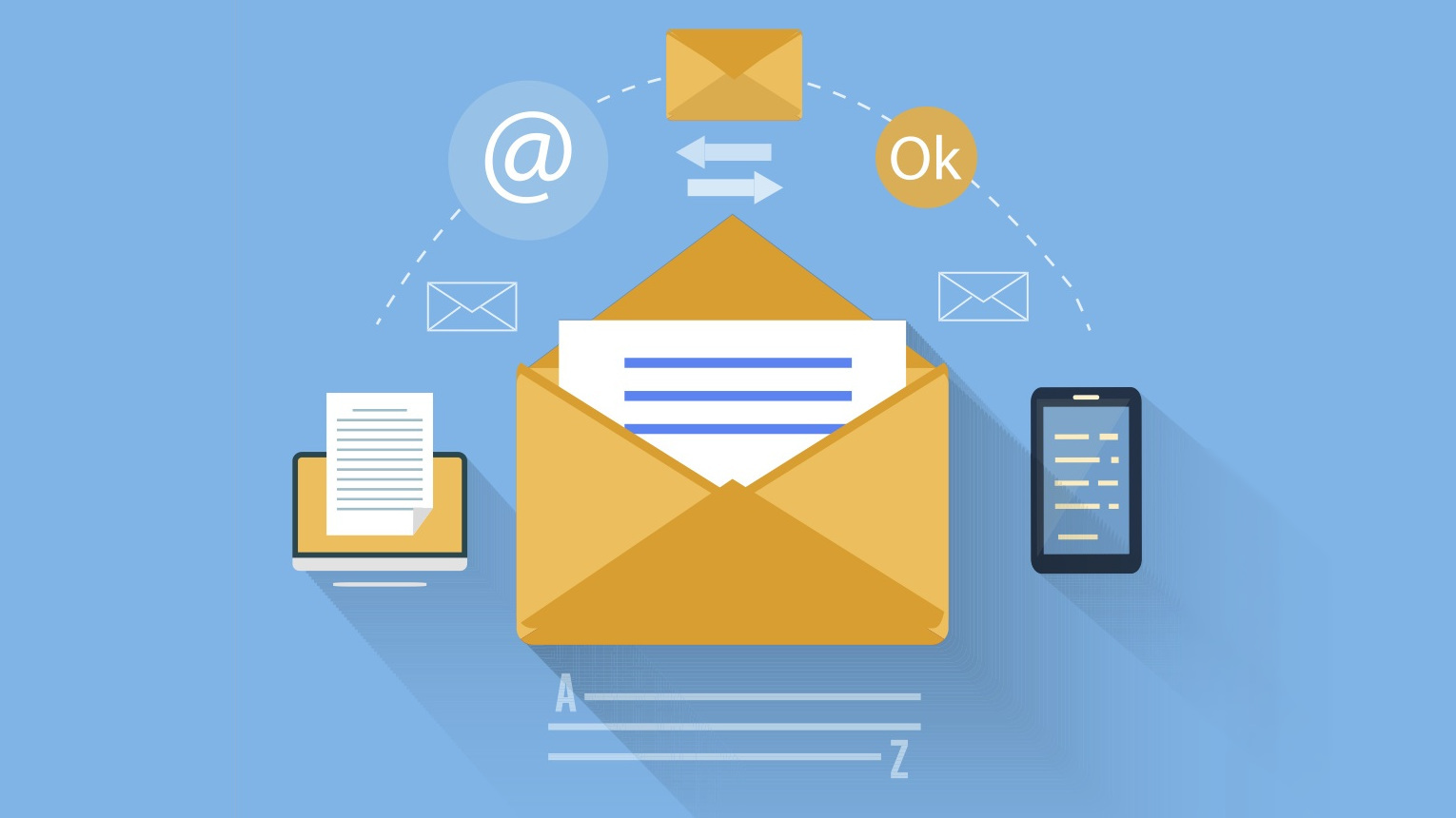How Will A Great Email Template Affect Your Firm's Marketing